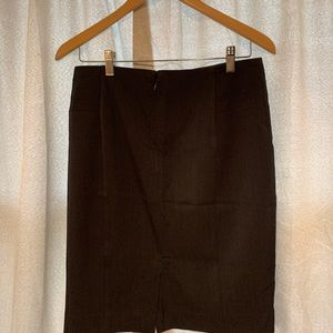 The Limited Skirts - Gray pencil skirt